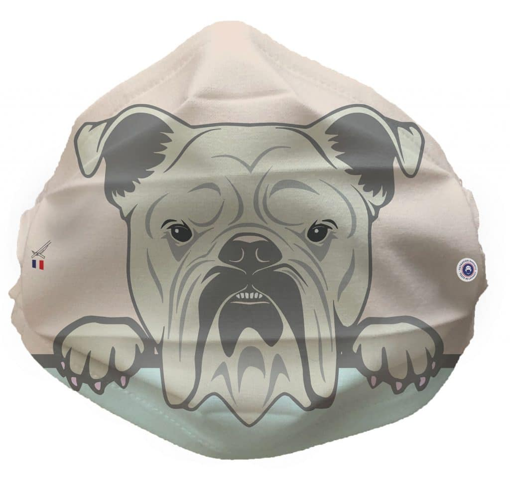 fun face 1 1024x991 - Le Bulldog illustré