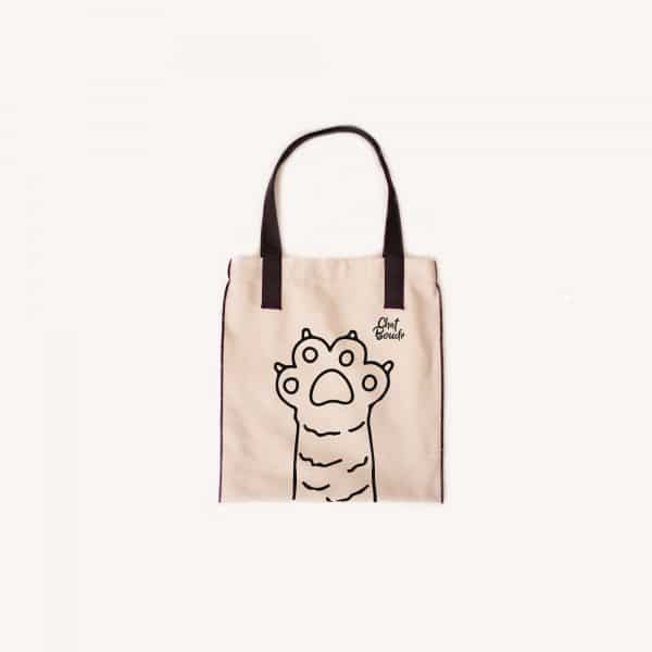CHATBOUDE TOTE 600x600 - Chat Boude 2